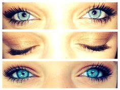 Nieces eyes