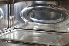 How To (Steam!) Clean a Microwave Quickly & Easily
