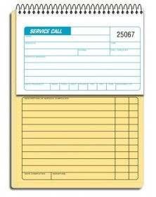 "Invoice Books Custom Prepossessing Sales And Service Invoice Forms Item No307 Size 5 23"" X 8 12 ."