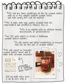 Stuff I LOVE >>> PB2