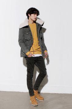 Men's winter fashion #menstyle #menfashion #koreanfashion
