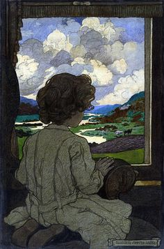The Journey    Elizabeth Shippen Green (1871–1954)
