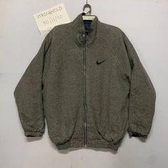 Nike 💥rare!! Vintage Nike Swoosh Reversable Sportswear Jacket | Grailed