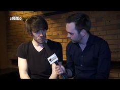 Marcel Brell im Interview beim Yagaloo Birthday Bash