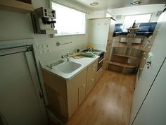 Look! Small Space Living...In a Garbage Truck | Apartment Therapy