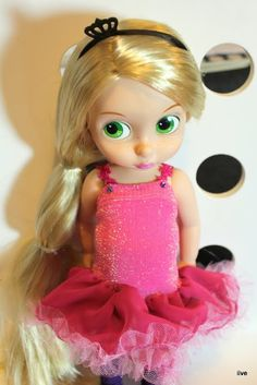 iiven ihmetykset: Disney Animator Doll - hiuspanta
