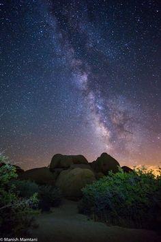 Night Out - Joshua Tree National Park..