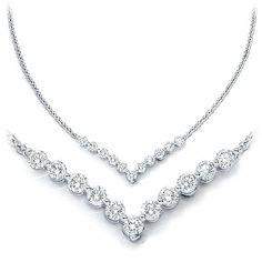 Diamonds: Diamond Necklace