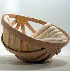 fall asleep in one of those - Reminds me of mamasan chairs in Okinawa, but without the base.