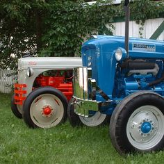 Do you think Ford 8N 1950 & Ford 2000 1964 deserves to win the Steiner Tractor Parts Photo Contest?  Have your say and vote today for your favorite antique tractor photos!
