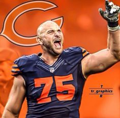 Kyle Long. Chicago Bears