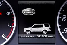 Great design : to remind you of what car you're driving #LandRover #Discovery #LR4 HSE LUX
