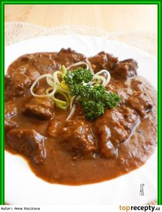 Pressure Cooker Recipes, Pressure Cooking, Slow Cooker, Czech Recipes, Ethnic Recipes, New Menu, Food 52, No Cook Meals, Food Videos
