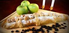 Queenies Apple Strudel From Fantastic Beasts & Where to Find Them