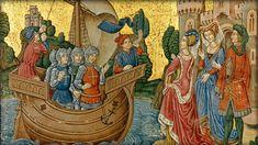 World of Medieval Music - Una Sanosa Porfia - Juan Del Encina