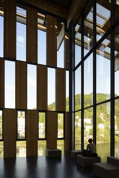 Cite des Arts et de la Culture | Besancon, France | Kengo Kuma & Associates | photo © Nicolas Waltefaugle
