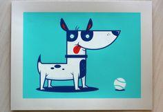Dog   http://warnickart.com/