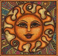 Sun Art - By Dan Morris