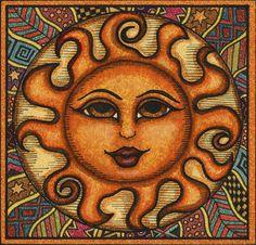 Sun Art    -   By Dan Morris