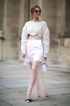 Chiara Ferragni - Style roundup from Paris FW16 day 4 - March 4, 2016