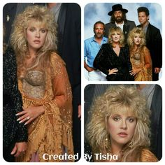 Tango In The Night Beautiful Stevie Nicks!!  Collage Created By Tisha 01/28/16