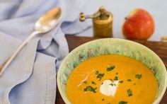 Pumpkin and apple soup - Telegraph