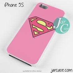 Supergirl (@) Phone case for iPhone 4/4s/5/5c/5s/6/6 plus