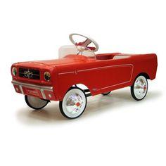 '65 Mustang Pedal Car