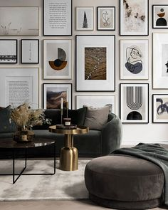 Home Interior Salas .Home Interior Salas Interior Design Living Room, Living Room Decor, Living Spaces, Bedroom Decor, Living Room Gallery Wall, Inspiration Wand, Interior Inspiration, Desenio Posters, Appartement Design