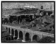 NOT DETECTED - M.C. Escher, c.1933, 205/469.