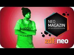 ▶ Eine Hymne auf die 90er - NEO MAGAZIN mit Jan Böhmermann in ZDFneo - YouTube