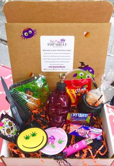 The Pot Princess Box for October  the last day to order is September 30th  at www.shopstaywild.com ✨