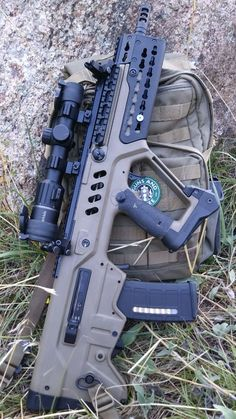 guns green color energy meaning - Green Things Weapons Guns, Airsoft Guns, Guns And Ammo, Rifles, Armas Ninja, Custom Guns, Assault Rifle, Cool Guns, Military Weapons