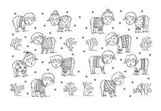 Ela Jarzabek - lambs in jumpers.jpg