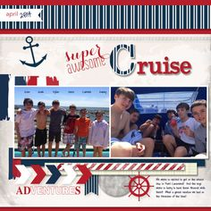 Cruise by papertrail - Cards and Paper Crafts at Splitcoaststampers