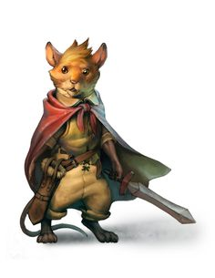 Redwall Races - Mouse 2.0 by chichapie.deviantart.com