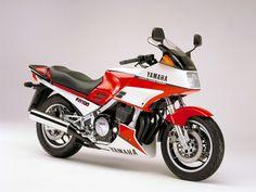 Yamaha FJ 1100 - 1984