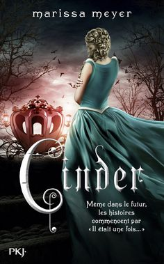 Cinder in French edition