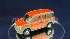 TOMICA 107E HONDA ELEMENT | 1/60 | 107E-2 | RED | 2003 CHINA Honda Element, Old Models, Hot Wheels, Diecast, Auction, China, Box, Collection, Snare Drum