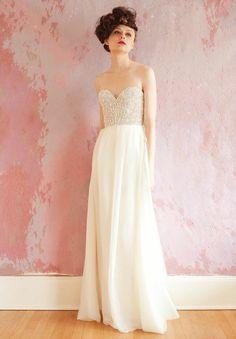 beaded corset 2013 wedding dress Sarah Seven ahhh