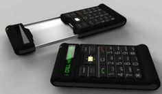 Matrix Phone 02, Ungnoh Yoon, future, device, cellphone, concept, futuristic, phone, tech, technology, Graphen display by FuturisticNews.com