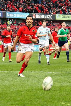 Munster Rugby, World Rugby, Trend Micro, All Blacks