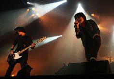 My Chemical Romance en Argentina. Años esperando que vuelvan. Esto fue el 22 de Febrero del 2008. A pesar de todo, el mejor recital de mi vida. VUELVAN!