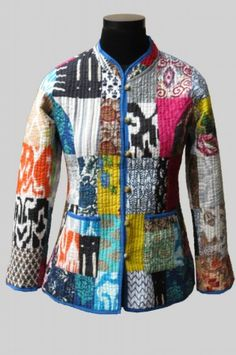 Navyasfashion is a online store where you can buy cotton quilted jackets in reasonable rates with various variety. We also offer Pashmina scarves,bed sheets, rugs, quilts and block print fabric.