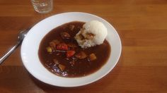 @halloween skeleton curry and rice