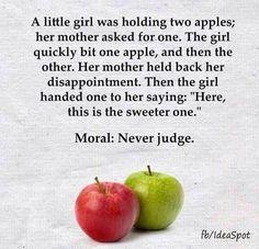 Never judge.. - Imgur