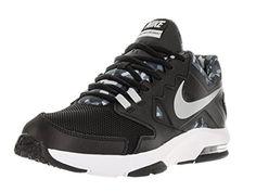 Nike Mens Air Max Crusher 2 Premium BlckMtllc SlvrAnthrctDrk Gr Training Shoe 12 Men US * Read more at the image link.