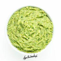 Pasta z brokuła i ciecierzycy na warzywny głód ⋆ AgaMaSmaka - żyj i jedz zdrowo! Guacamole, Mexican, Vegetarian, Low Calories, Ethnic Recipes