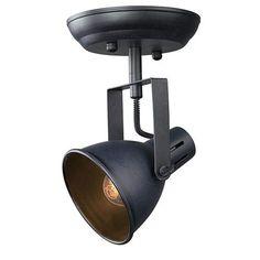 LNC Vintage Industrial Spot Light Ceiling Lamp ( Bulb Not Included ) Industrial Ceiling Lights, Vintage Industrial Lighting, Industrial Light Fixtures, Ceiling Spotlights, Ceiling Lamp, Ceiling Lighting, Bathroom Spotlights, Track Lighting Fixtures, Strip Lighting