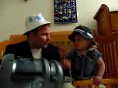 Terrible two's rap with the Adler boyz...